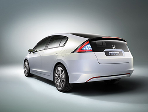 Foto honda insight 2009
