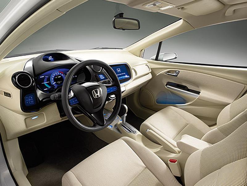 Foto Salpicadero.jpg Honda Insight Dos Volumenes 2009