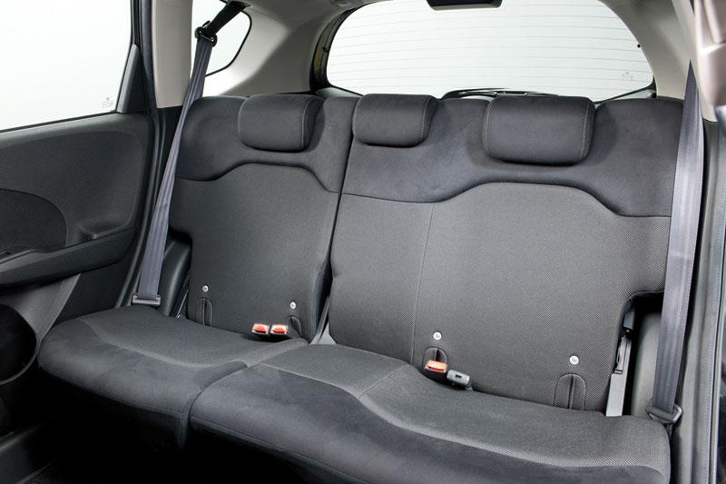 Foto Interiores Honda Jazz Dos Volumenes 2012