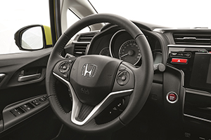 Foto Interiores (15) Honda Jazz Dos Volumenes 2015