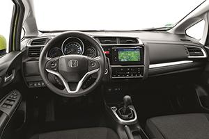 Foto Interiores (16) Honda Jazz Dos Volumenes 2015