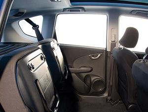 Foto Detalles.jpg Honda Jazz Monovolumen 2009