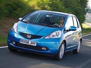 Foto Exteriores.jpg (3) Honda Jazz Monovolumen 2009