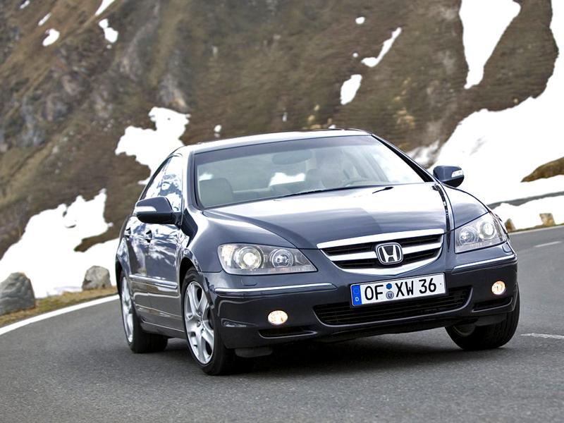 Foto Delantero Honda Legend Sedan 2008