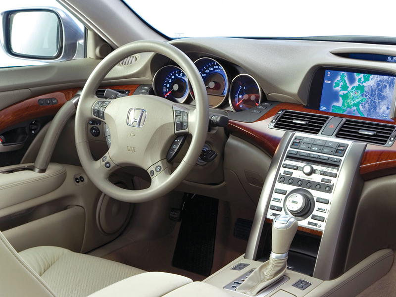 Foto Salpicadero Honda Legend Sedan 2008