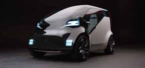 Foto Delantera Honda Neuv Concept 2017