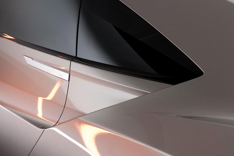 Foto Detalles Honda Nsx Concept 2012