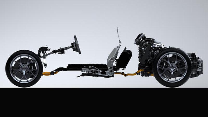 Foto Tecnicas Honda Nsx Cupe 2016