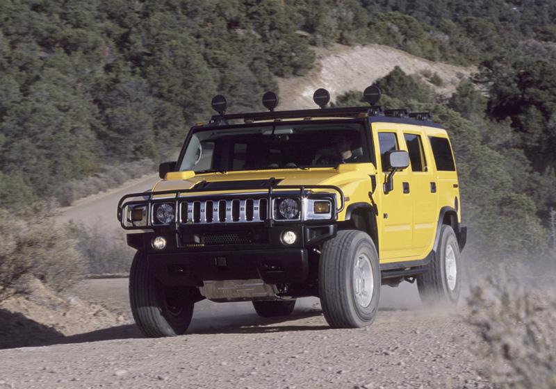 Foto Delantero Hummer H2 Suv Todocamino 2008