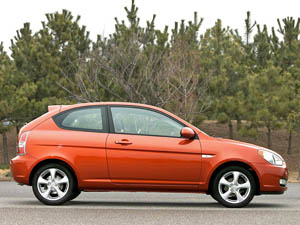 Chevrolet Lacetti vs. Hyundai Accent