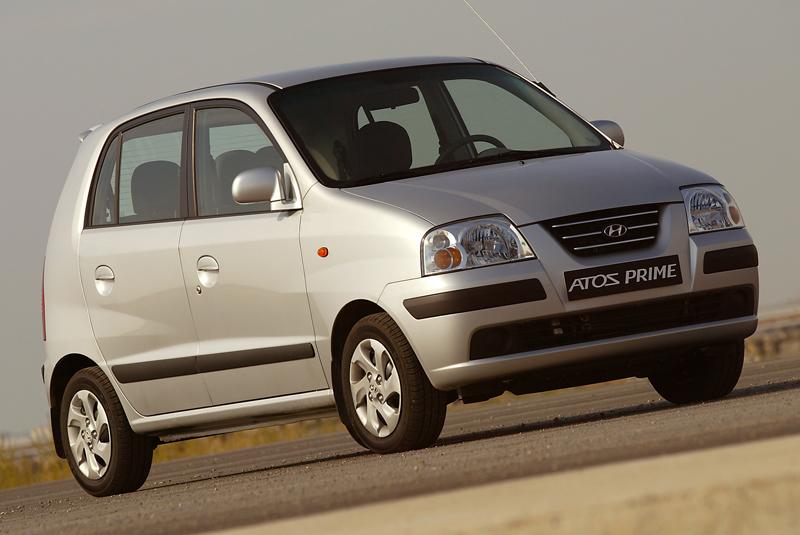 Foto Delantero Hyundai Atos Dos Volumenes