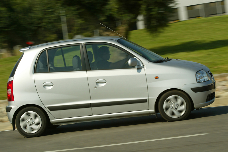 Foto Perfil Hyundai Atos Dos Volumenes
