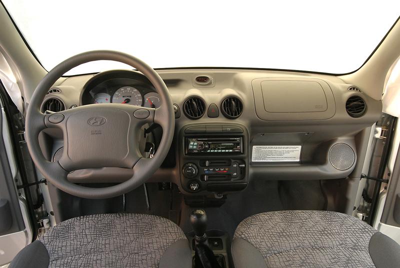 Foto Salpicadero Hyundai Atos Dos Volumenes