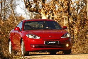 Foto hyundai coupe 1999