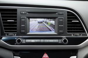 Foto Interiores Hyundai Elantra Sedan 2016