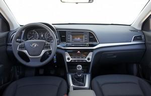 Foto Salpicadero Hyundai Elantra Sedan 2016
