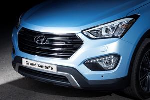 Foto Detalles Hyundai Grand-santa-fe Suv Todocamino 2013