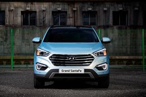 Foto Exteriores (1) Hyundai Grand-santa-fe Suv Todocamino 2014