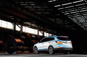 Foto Exteriores (3) Hyundai Grand-santa-fe Suv Todocamino 2014