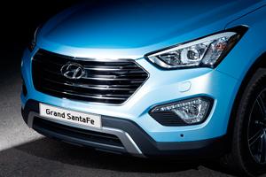Foto Exteriores (4) Hyundai Grand-santa-fe Suv Todocamino 2014