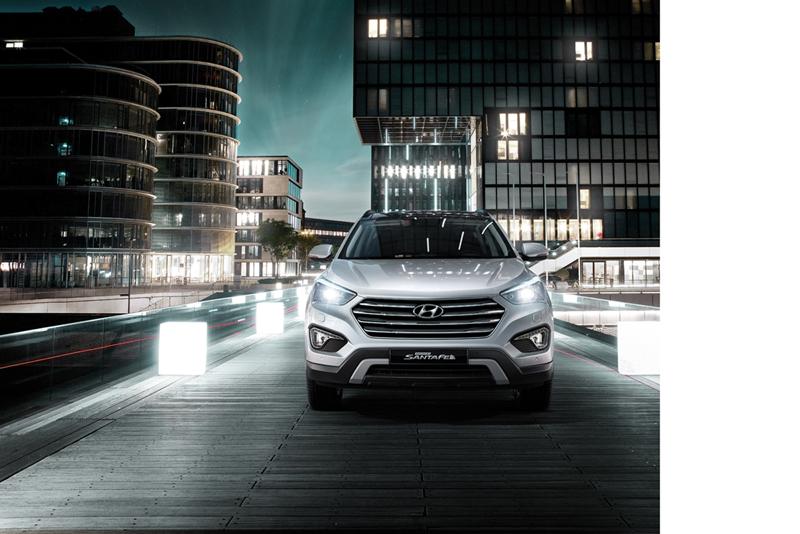 Foto Exteriores (10) Hyundai Grand-santa-fe Suv Todocamino 2014
