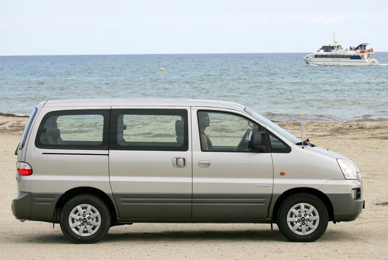 Foto Perfil Hyundai H1 Monovolumen 2000