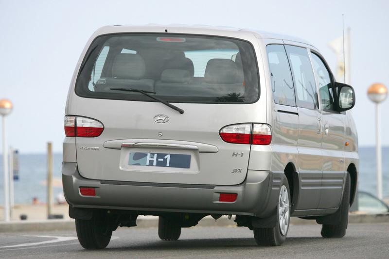 Foto Trasero Hyundai H1 Monovolumen 2000