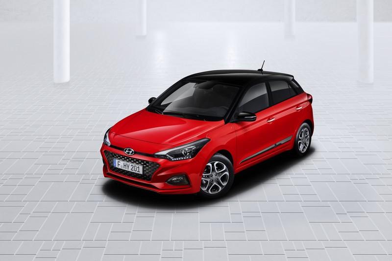 Foto Exteriores Hyundai I 20 Dos Volumenes 2018
