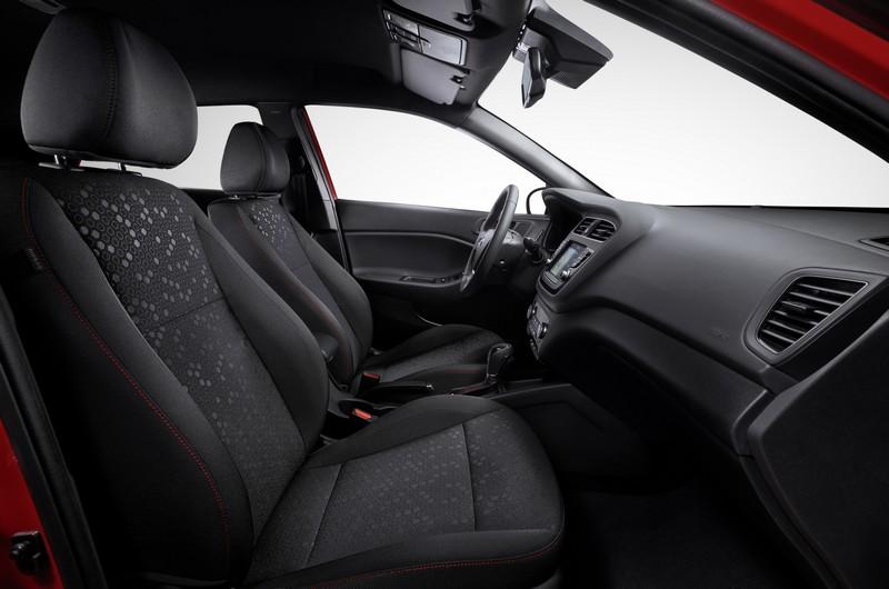 Foto Interiores Hyundai I-20 Dos Volumenes 2018