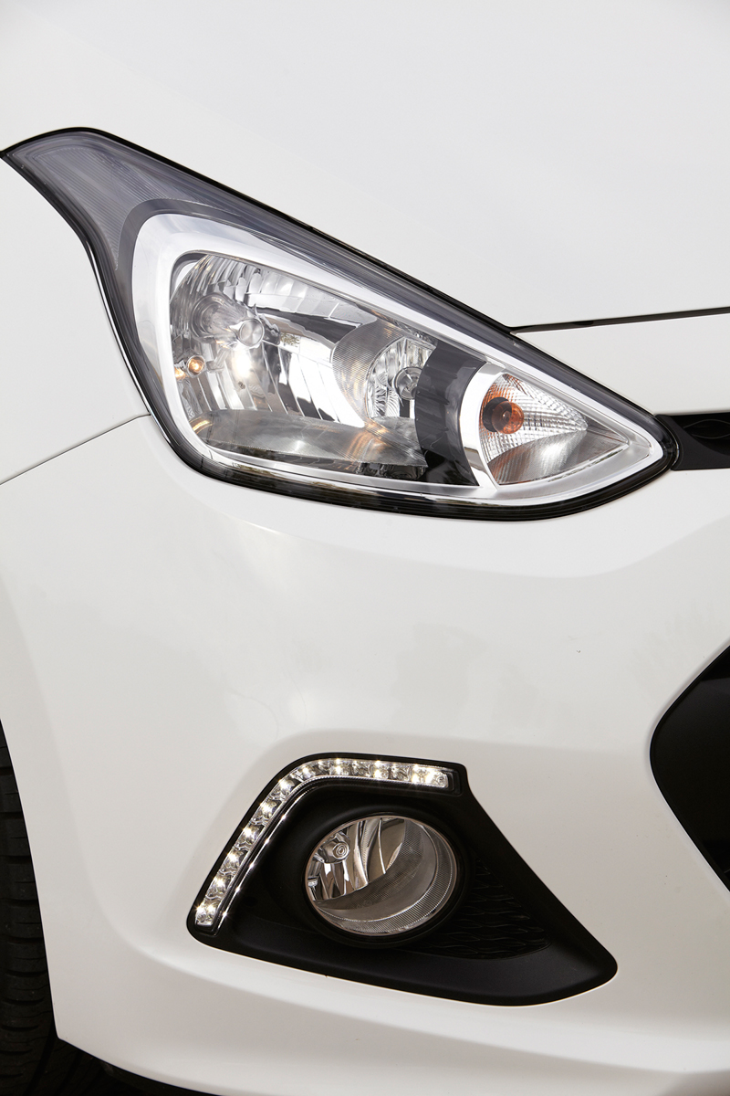 Foto Detalles Hyundai I10 Dos Volumenes 2013