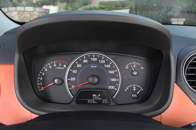 Relojes Hyundai i10