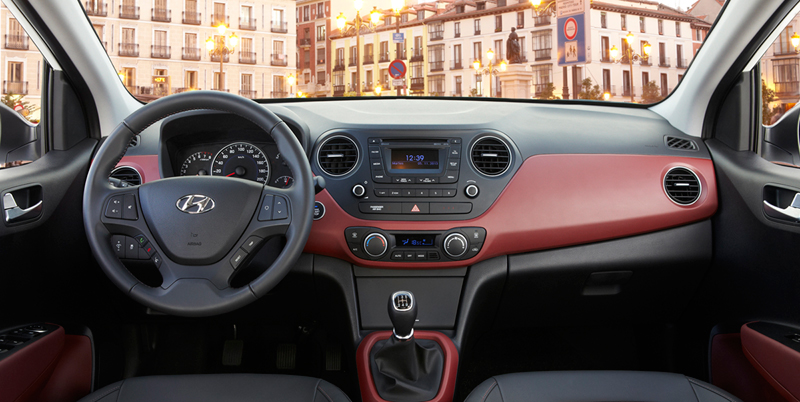Foto Salpicadero Hyundai I10 Dos Volumenes 2013
