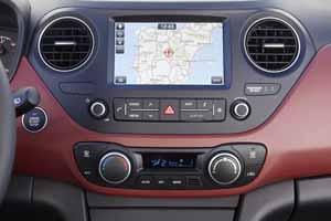 Foto Interiores 3 Hyundai I10 Dos Volumenes 2016