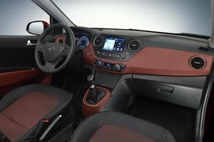 Foto Interiores Hyundai I10 Dos Volumenes 2016