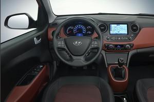 Foto Salpicadero Hyundai I10 Dos Volumenes 2016