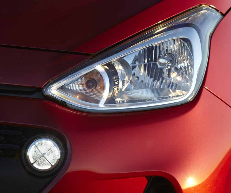 Foto Detalles Hyundai I10 Dos Volumenes 2016