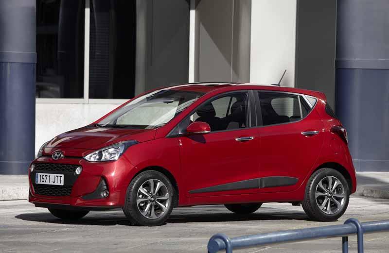 Foto Exteriores Hyundai I10 Dos Volumenes 2016
