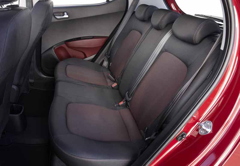 Imagen interior Hyundai i10