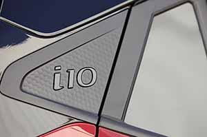 Foto Detalles (12) Hyundai I10 Dos Volumenes 2020