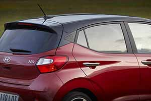 Foto Detalles (14) Hyundai I10 Dos Volumenes 2020