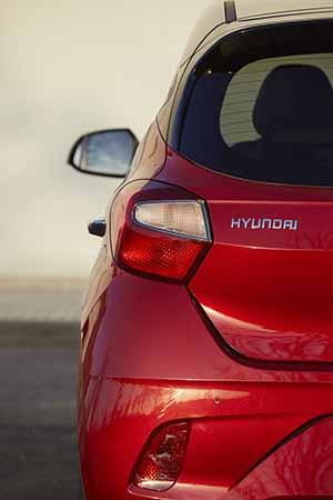 Foto Detalles (15) Hyundai I10 Dos Volumenes 2020