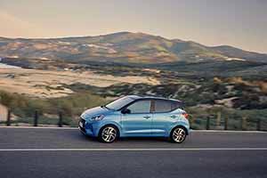 Foto Exteriores (4) Hyundai I10 Dos Volumenes 2020