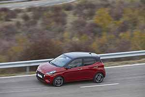 Foto Exteriores (6) Hyundai I10 Dos Volumenes 2020