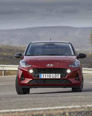 Foto Exteriores (7) Hyundai I10 Dos Volumenes 2020