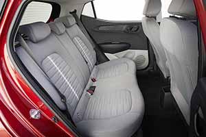 Foto Interiores (1) Hyundai I10 Dos Volumenes 2020