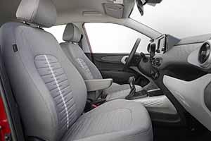 Foto Interiores (3) Hyundai I10 Dos Volumenes 2020