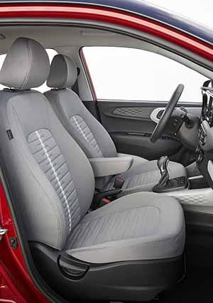 Foto Interiores (5) Hyundai I10 Dos Volumenes 2020