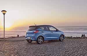 Foto Trasera Hyundai I10 Dos Volumenes 2020