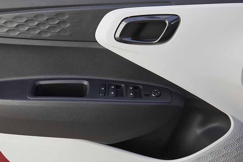 Foto Detalles Hyundai I10 Dos Volumenes 2020