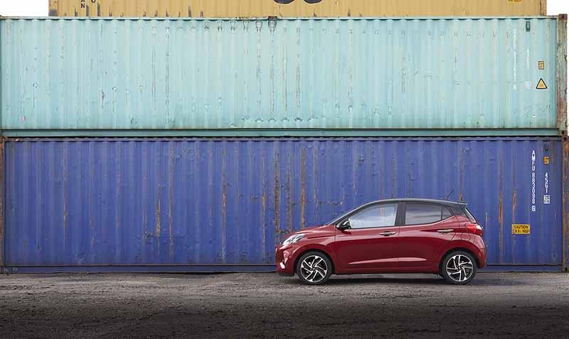 Foto Exteriores Hyundai I10 Dos Volumenes 2020